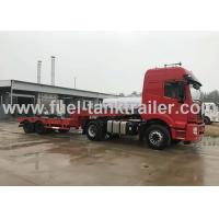 Wholesale Dongfeng 2 Axle Heavy Duty Trailer , Semi Low Bed Trailer 4X2 Wheel Mode from china suppliers
