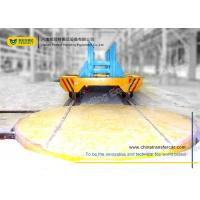 Buy cheap Motorised Turntable Industrial Automated Guided Carts Electric Driven Platform from wholesalers