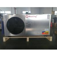 Wholesale Free Standing Intelligent Controller Air To Water Heat Pump With Stainless Steel Shell from china suppliers