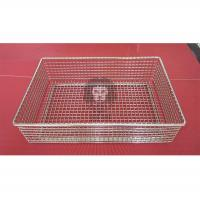 Wholesale Stainless Steel Welded Wire Mesh Basket,Stainless Steel Wire Basket, wire grid and wire shelf. The material available from china suppliers