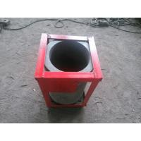 Quality Hollow Bar Ni Hard Liners For Mine Mill , Stainless Steel Foundry for sale
