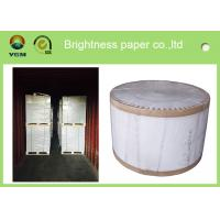 Wholesale 100% Wood Pulp Roll white carton board white Back Duplex Board Paper For Gift Wrapping from china suppliers