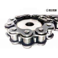 China Drive Chain Standard Detachable Chain Sprockets Durable With Heat Treatment on sale