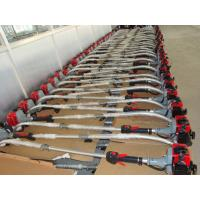 Wholesale bent type grass cutting tools grass trimmer with two shafts from china suppliers