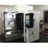 China 24000 RPM Vertical Industrial CNC Milling Machine Strong Rib Structure Crossbeam on sale