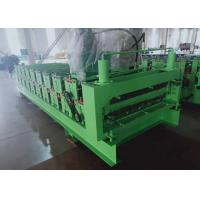 China Double Layer Steel Sheet Roof Panel Cold Roll Forming Machine Raw Material Color Steel Sheet on sale