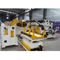 Passed CE Certificate Automatic Decoiler Straightener Feeder Can Storage 20 Groups Data