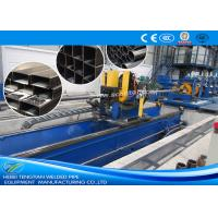 China Galvanised Steel Cold Cut Pipe Saw 50m / Min Cutting Speed With Saw Blade on sale