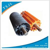Wholesale Spiral Wing Pulley / Tail Pulley / Industrial Pulley from china suppliers