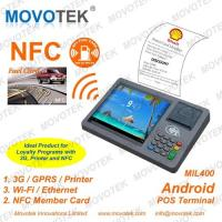 Wholesale Movotek Touch POS Terminal with Bar code Scanner, RFID Reader and Thermal Printer from china suppliers
