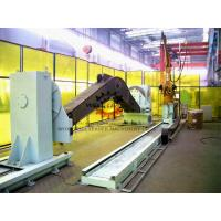 Wholesale High Precision Rotary Welding Positioner With Headstock And Tailstock 3 Ton from china suppliers