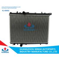Wholesale 16 /22/26 Mm Core Thickness Aluminium Car Radiators For Peugeot 206 Mt from china suppliers