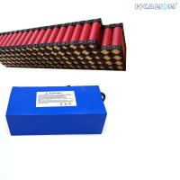 Wholesale 20S17P 72v Battery Pack Light Weight Sanyo GA 18650 60ah Cells Fast Charging from china suppliers