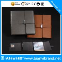 Wholesale Wholesale leather cover loose leaf notebook from china suppliers
