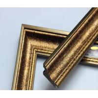 China Decorative Polystyrene Mouldings PS Art Frames Cement Fibre Marble Effect on sale