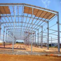 Wholesale Steel Structure Airplane Storage Building with Low Cost and nice quality from china suppliers