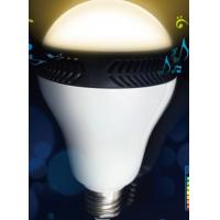 China 800lm E27 lamp holder led music light Remote - control 160 x 70mm on sale