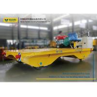 Wholesale Electric Die Transfer Cart / Rail Transfer Car For Safety Voltage Assembly Line from china suppliers