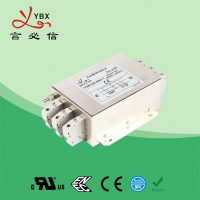 Buy cheap UPS SMPS 100A 30MHZ 115VAC Three Phase Line Filter from wholesalers