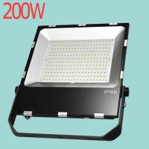 3030 SMD 200w led flood light Strong Waterproof Grade Slim Design For Park / Bridge