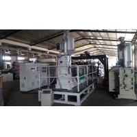 Wholesale Single Screw PET Sheet Extrusion Line Extrusion Machine With Vacuum Degassing System from china suppliers