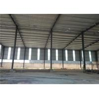 Wholesale Construction Precoated Roofing Sheets Prefabricated Steel Frame Warehouse In Philippines from china suppliers