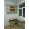 Professional Modern Home Furniture Desk With Cabinet , Corner Office