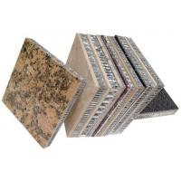 Wholesale honeycomb stone panel for wall envelope ,stone honeycomb panel,curtain wall stone panel,lightweight stone panel from china suppliers