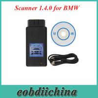 Buy cheap Scanner 1.4.0 for BMW can do determination of chassis, model, engine, gearbox from wholesalers