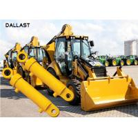 Wholesale Double Acting Industrial Hydraulic Cylinder for Construction Vehicles from china suppliers