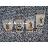 China wholesale personalized mini wine glass shot glasses on sale