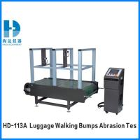 Buy cheap Leather Case Pumpy Suitcase Tester Equipments With 220 * 180 * 160cm from wholesalers