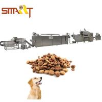 Wholesale Easy Operated CE Certificated Pet Food Processing Line For Dry Dog Food from china suppliers