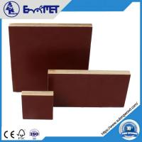 Wholesale 5 x 10 china hardwood core construction shuttering phenolic wbp film faced plywood 18mm from china suppliers