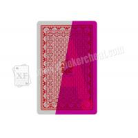 Wholesale Taiwan Royal Bridge Size 2 Index Plastic Marked Playing Cards For Contact Lenses from china suppliers