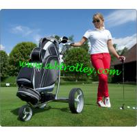 Wholesale Stainless steel remote golf trolley from china suppliers