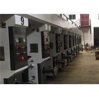 Wholesale Tension Control System Rotogravure Printing Machine 500kg Printing Pressing Force from china suppliers