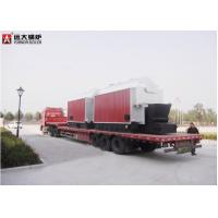 DZL Heaing Coal Hot Water Boiler Wood Fired For Cold Winter Rooms