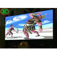 Wholesale Large Flexible Indoor Full Color Led Display P2 P8 Natural Cooling Wide Viewing Angle from china suppliers