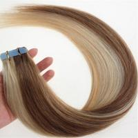Wholesale Mixed color tone color piano color remy russian tape hair extensions skin weft seamless extensions from china suppliers