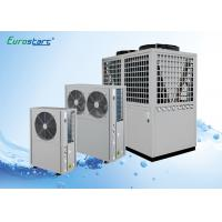 Wholesale 10KW EVI Air Source Heat Pump Cold Weather Heat Pump Anti Freeze from china suppliers