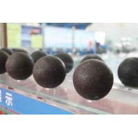 HRC 58-64 Forged Grinding Media Balls For Mining , High Manganese