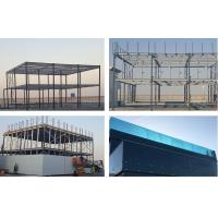 China light weight cheap steel structure house metal buildings in USA on sale