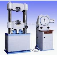 Wholesale universal tensile testing machine price WE-1000C from china suppliers