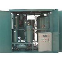 Wholesale Oil purifier machine for filtrate Transformer dielectric oil/ degasificate/ dehydration from china suppliers