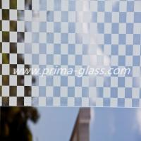 Buy cheap Prima ceramic digital printing glass lacquered decorative painted glass from Wholesalers