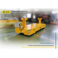 Quality Machinery Heavy Duty Die Carts / Powered Trolley Cart Works Handling Trailer for sale