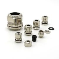 Wholesale Water Proof Brass Cable Gland Strengthened IP68 Industrial Cable Glands Fire Resistance from china suppliers