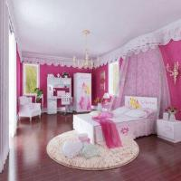 Wholesale E0 Grade Kids'/Children's Bedroom Furniture, Home Product, Desk, Chair, Disney, Princess from china suppliers