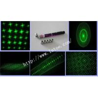 Buy cheap 5 in 1 Pattern Green Laser Pointer. from wholesalers